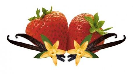 Confiture fraise-vanille