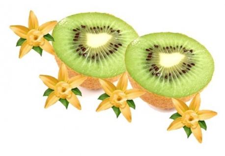 Confiture Kiwi-Vanille