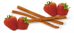 Confiture fraise-cannelle