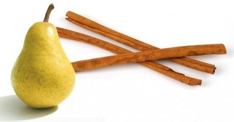 Confiture de poire-cannelle